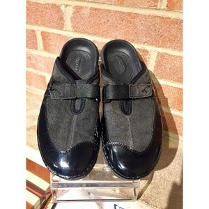 Earth Exer-Clog Black Women's Shoes Size US 7